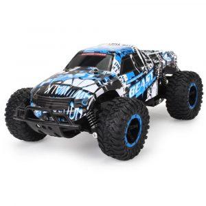 2611 2.4G 1/16 Höghastighets SUV RC Car Crawler fjärrkontroll lastbilleksaker
