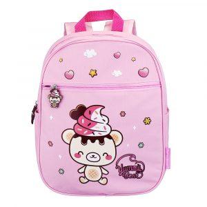 Yummiibear Squishy Pink Schoolbag Med Limited Squishy Free Gift