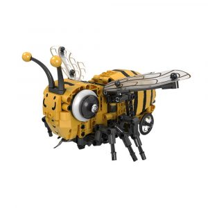 MoFun Electronic Bee RC Smart Robot Mecanum Hjul Hindring Undvik Toy Toy