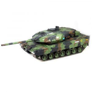 Radiostyrd RC Bil,3889-1 1/16 2.4G tyska Leopard A6 RC Tank
