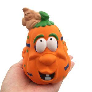 GiggleBread Halloween Pumpkin Squishy 11,5 * 8 * 7,5cm Licensierad Slow Rising With Packaging