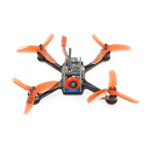 Full Speed ​​Leader-120 120mm Mini RC FPV Racing Drone PNP W / F3 28A BLHELI_S Dshot600 25MW 48CH VTX