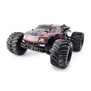Radiostyrd RC Bil, Monster Truck,Utan Elektriska Delar