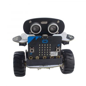 LOBOT DIY Mikro: Bit Programmering Smart RC Robotbalansbil APP Control Educational Kit