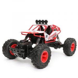 1/16 2.4G 4WD Radio Snabb fjärrkontroll RC RTR Racing Buggy Crawler Car Off Road