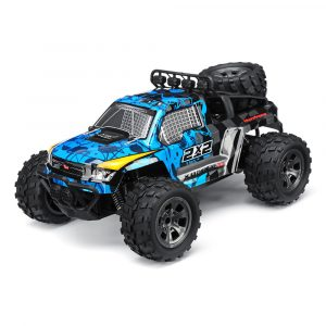 1/18 2.4G 2WD 100m lång fjärrkontroll RC Car Off Road Dessert Buggy