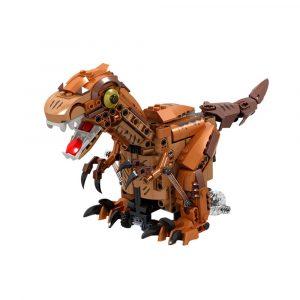 MoFun Elektronisk Dinosaur RC Smart Robot Mecanum Hjul Hindring Undvik Toy Toy