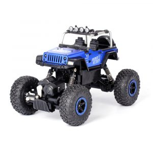 2.4G RC bil hög hastighet elektrisk 4CH Rock Crawlers Racing Car Off-road Vehicles