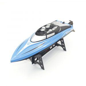 H108 2,4 GHz 4CH 25KM / h Hastighet Mini Racing RC Båt RTR