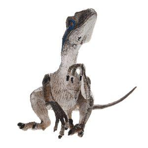 20cm Dinosaur Diecast Modell Leksak Plast World Park Dinosaur Modell Åtgärd Siffror Barn Pojke Gåva