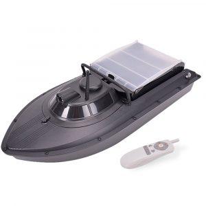 JABO-2AD 620mm 2.4G Fiske Bait Rc Båt GPS Navlgation W / Double 380 Brushed Motor LED Ljus Toy
