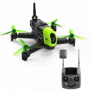 Hubsan H123D X4 JET 5.8G FPV Borstlös Racing Drone Med 720P Justerbar HD-kamera RC Quadcopter