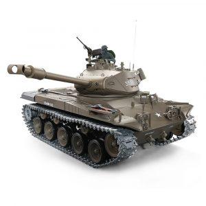 Radiostyrd RC Bil, Wacker Bulldog RC Tank