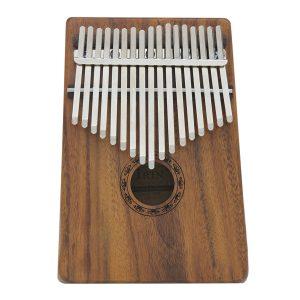 IRIN 17 Keys Trä Kalimba Solid Wood Thumb Piano Finger Percussion