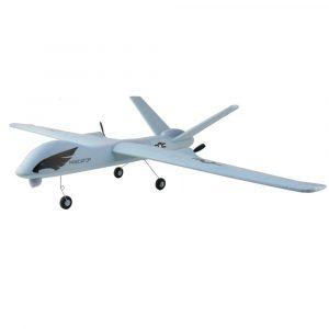 Z51 Predator 660mm Wingspan 2.4G 2CH EPP DIY Glider RC Flygplan RTF Inbyggd Gyro