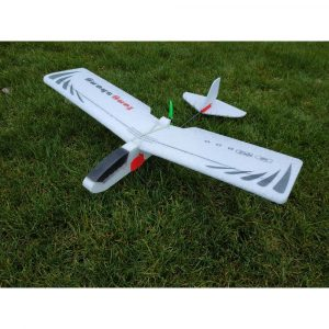 Little Duvor 800mm Wingspan EPP Fixed Wing RC Flygplan Kit Trainer För Nybörjare