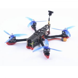 Skystars Star-Lord 228 F4 OSD FPV Racing Drone med 40A BL_32 ESC 25-800mW VTX 600TVL WDR-kamera BNF