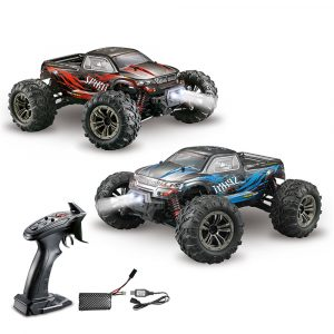 Xinlehong Q901 1/16 2.4G 4WD 52km / h Brushless Proportional Control Rc Bil med LED Light RTR Leksaker