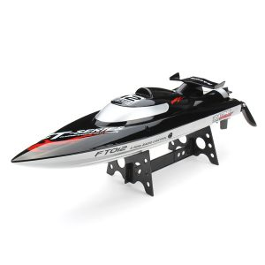 FT012 Uppgraderad FT009 2.4G Borstlös RC Racing Boat