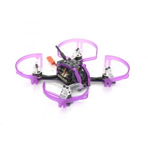 SKYSTARS Little Edge 95mm RC FPV Racing Drone PNP BNF W / Mikro F4 15A BLheli_S 800TVL 150mW 40CH VTX