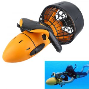 Vattentät 300W Electric Underwater Sea Scooter Dual Speed Propeller Drving Pool Rc Submarine Toy