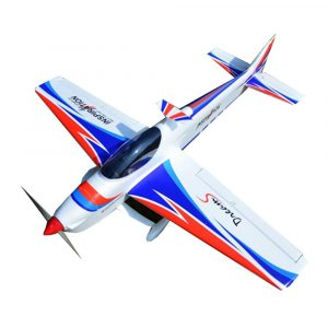 50E / 50 Class 1380mm Wingspan EPO F3A Electric Fixed Wing RC Flygplan KIT