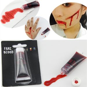 Halloween Tricky Toy Fake Blood Fool Day Makeup Prop