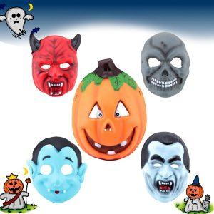 Halloween Costume Pumpkin Mask Masquerade Dress Party Mask