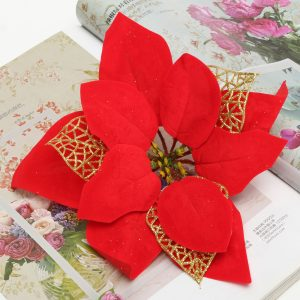 Christmas Xmas Tree Decoration Flowers Christmas Tree Hanging Decoration