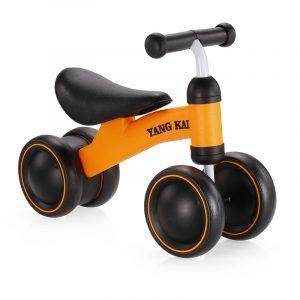 Glidande impeller Scooter Walker Spädbarn Inga fotpedalridningsleksaker för barn Barnklapp
