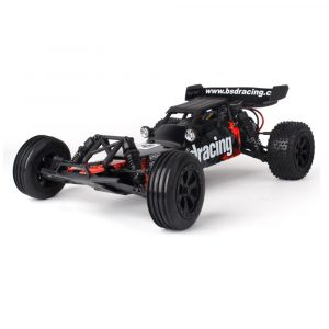 CR709R 2.4G 2CH 1/10 2WD Borstfri vattentät BL EP Off-Road Racing Baja RC Car High Speed ​​70 km / h