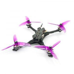 REPTILE FALCON-220 220mm FPV Racing Drone PNP OMNIBUS F4 V3 30A BLHELI_S 5.8G 48CH VTX