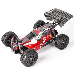 Remo 1651 1/16 2.4G 4WD 40KM/h Waterproof 390 Brushed Rc Car DINGO Off-road Buggy Truck