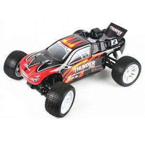 ZD Racing 9104 Thunder ZTX-10 1/10 2.4G 4WD Rc Truggy DIY Car Kit utan elektroniska delar