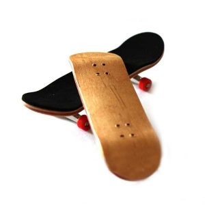 With Bearing Wheels Professional Finger Skate Board Educational Toys