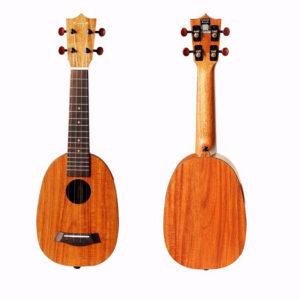 Enya EUP-X1 21 tums ananas HPL KOA Ukulele Uke Hawaii Musical Instrument