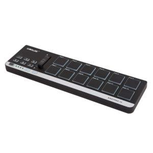 Worlde EasyPad 12 Portable Mini USB 12 Drum Pad MIDI Controller