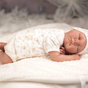 Återfödd Verklighettrogen Riktig Flicka Bebis Reborn Docka