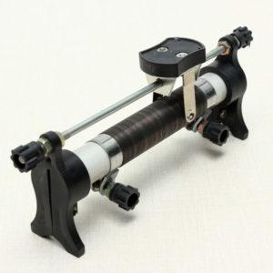 1 st 10 ohm 2A glidande reostat vetenskap upptäckt leksaker justerbar motstånd ohmisk elektrisk krets fysik experiment experimentell leksak
