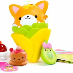 smooshy Mushy – Bentos, 74932 (sorterat)