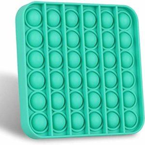 KUNSTIFY POP IT Fidget Toy Stress Relief Toys för vuxna och barn Anti sensorisk stress Popit Simple Dimple Fidget Toy Set Squishy Bubble Push pop många figurer