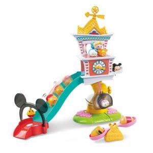 Disney Tsum tsum squishies stort klocktorn lekset