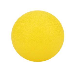 VGEBY1 Handterapi boll, silikon handgrepp styrka tränare träningsbollar för fingerstyrka träning stresslindring