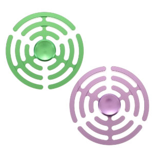 WIFI Shape Tri Spinner Rotating Fidget Hand Spinner ADHD Autism Reduce Stress Focus Attention Toys