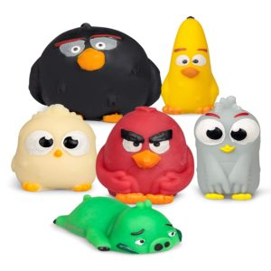 TOBAR 36749 Angry Birds Squishy Buddies