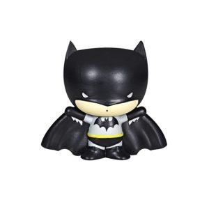 Zoggs Barn Batman DC Super Heroes Splashems badstänk/poolleksak, svart/gul, från 3 år