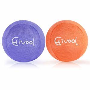 Hivool Handstressbollar, Terapigel, Klämma Träningsboll med Olika Styrkor Perfekt för Handövningar och Förstärkning, Handterapi och Stress- och Angestlindring