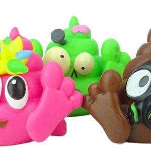 Toyland 4,5 cm (1,5 tum) Emoji Design Poo Squisheez - Nymodig leksak för barn.