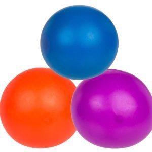 MIK Funshopping Anti-stress boll klämboll boll boll squeezetoy, perfekt för kontor, fest eller födelsedag