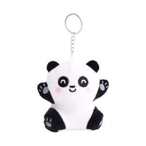 Mr. Wonderful Squishy plysch nyckelring panda, flera färger, en storlek